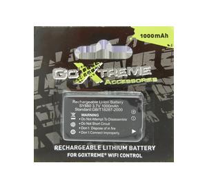 GoXtreme Battery WiFi Control