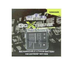 GoXtreme Battery WiFi View