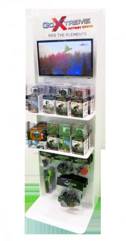 GoXtreme Display