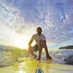 GoXtreme Action Image Surfer