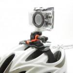 GoXtreme Helmet Mount