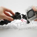 GoXtreme Flexi clamp mount