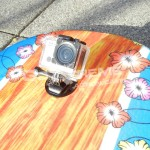 GoXtreme Bodyboard mount