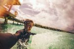 GoXtreme Action Image Beach
