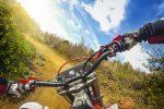 GoXtreme Action Image Motorbike