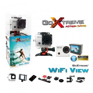 GoXtreme WiFi View Full HD