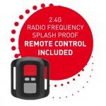 GoXtreme Remote Control