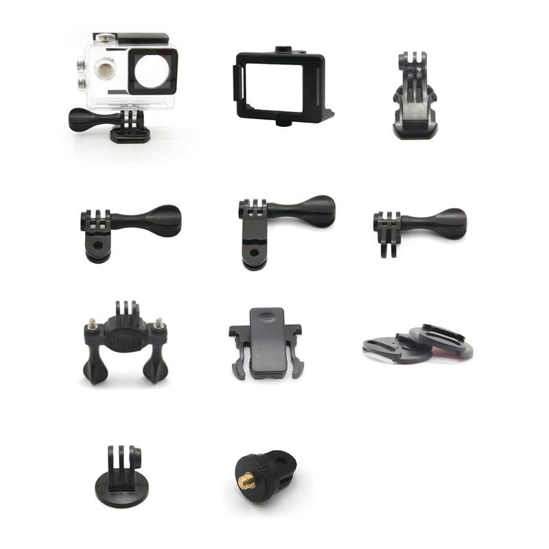 GoXtreme Endurance Accessories