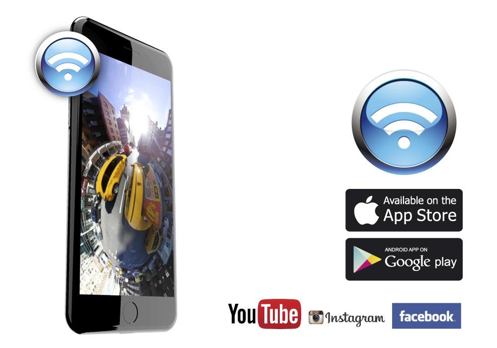GoXtreme WiFi Image