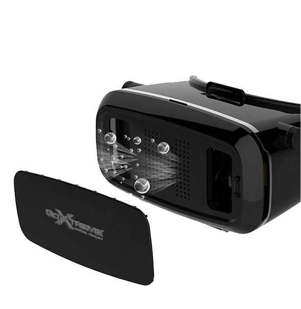 goxtreme vr brille goxtreme action cams. Black Bedroom Furniture Sets. Home Design Ideas