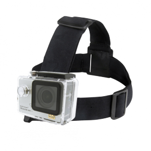 GoXTreme Headstrap Mount