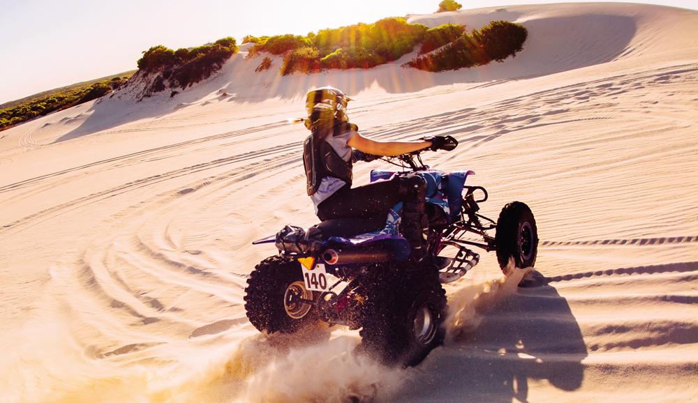 GoXtreme Action Image Desert