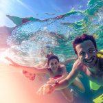 GoXtreme Action Underwater Image