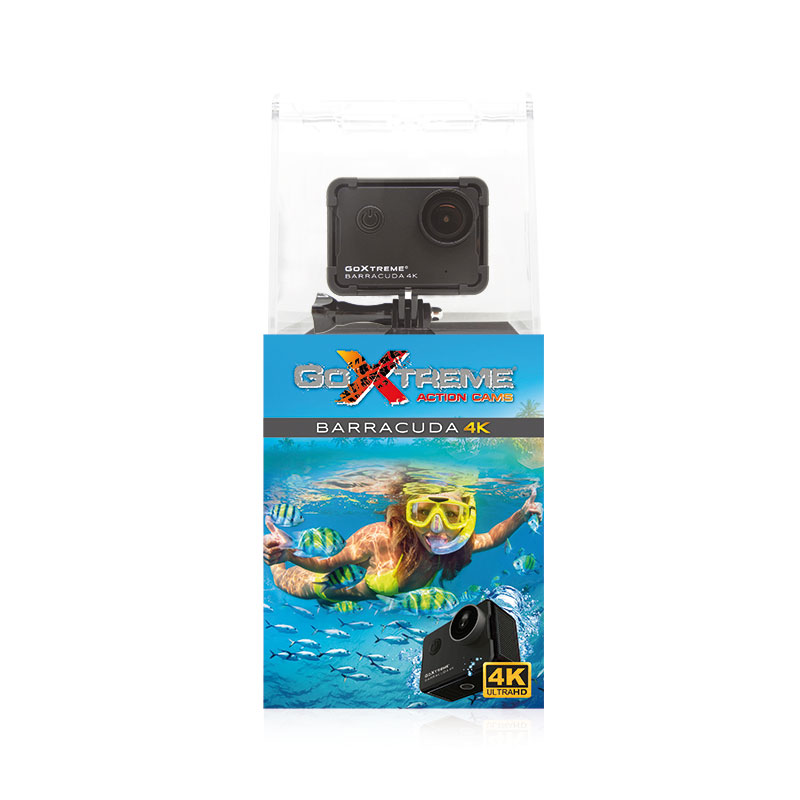 GoXtreme Barracuda 4K Box