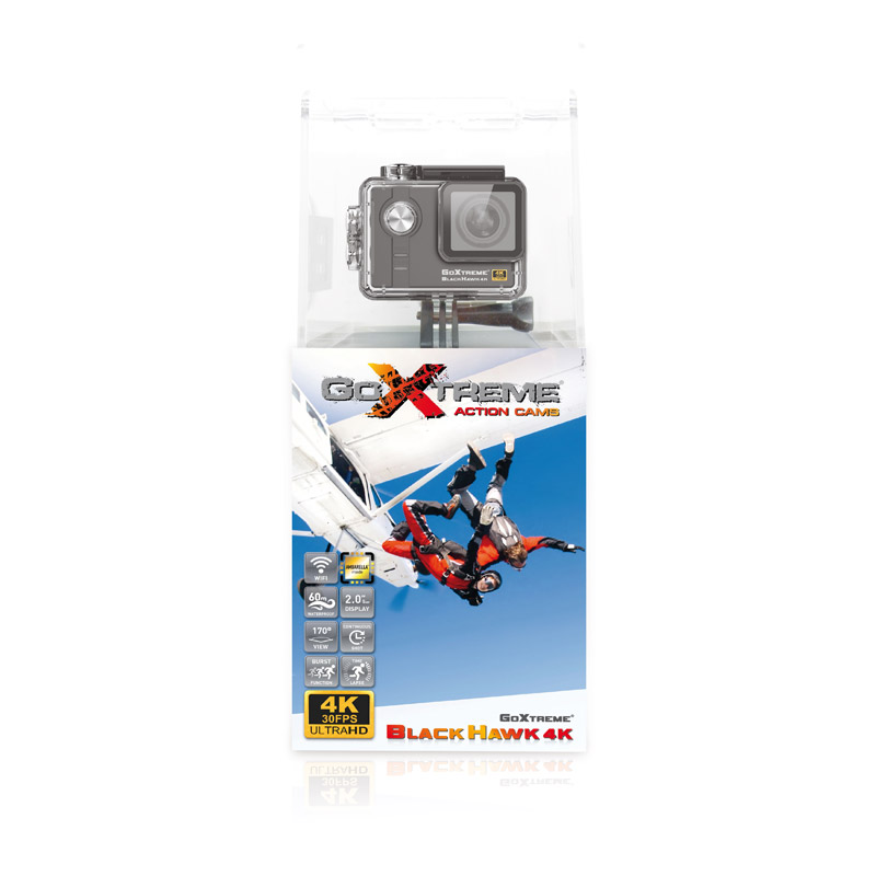 GoXtreme Black Hawk 4K Box