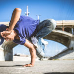 GoXtreme Image Breakdance