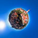 GoXtreme 360° Image City