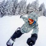 GoXtreme Action Snowboard Image
