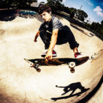 GoXtreme Action Skate Image