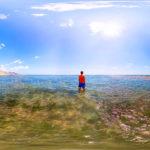 GoXtreme 360° Image Sea
