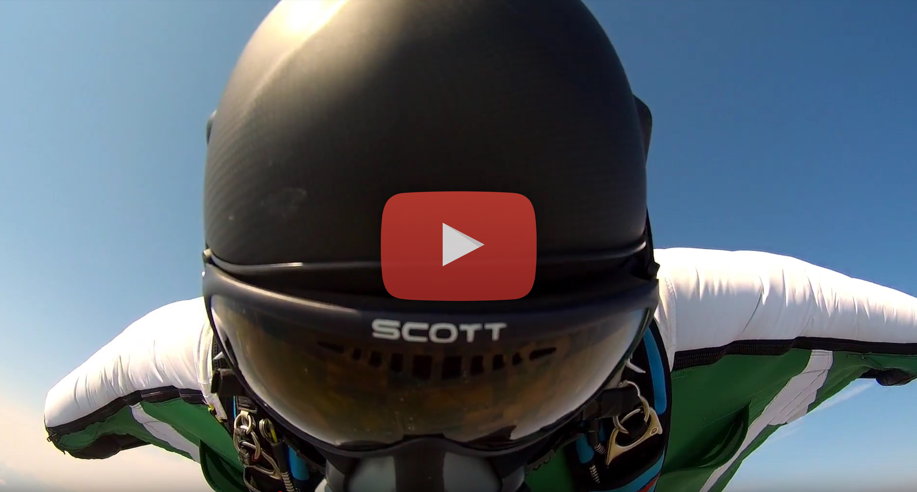 GoXtreme presents the Irish Wingsuit Team