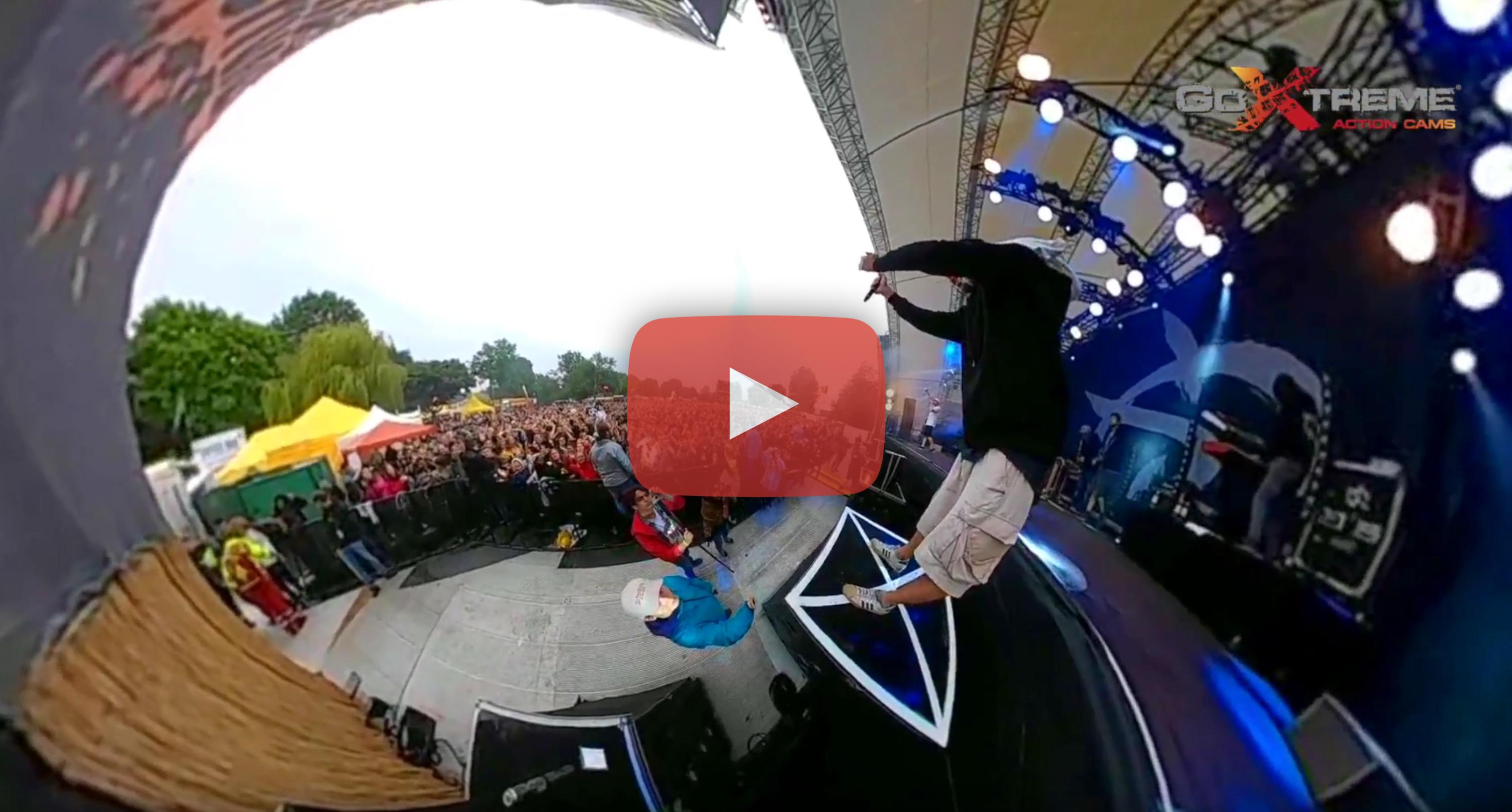 Summerjam in 360°