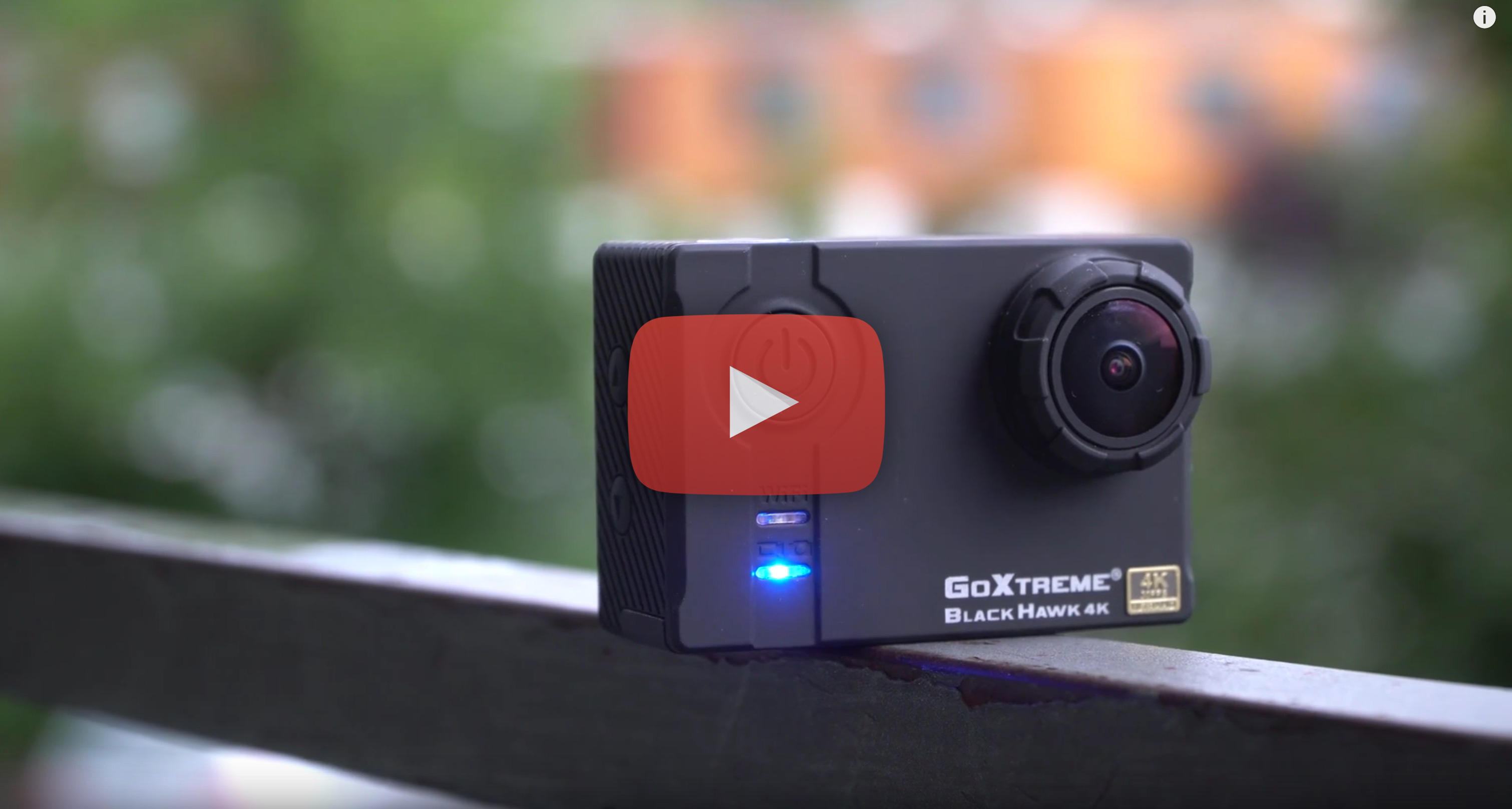 Easypix BlackHawk 4k Review - Better than GoPro actioncams?