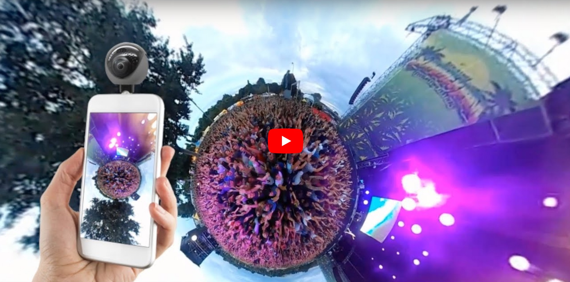 GoXtreme Omni 360°