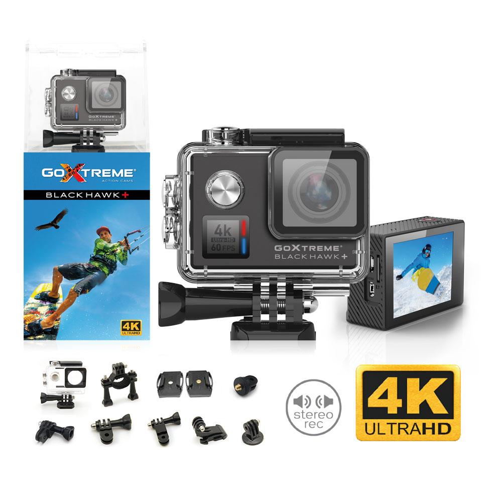 GoXtreme Black Hawk+ 4K