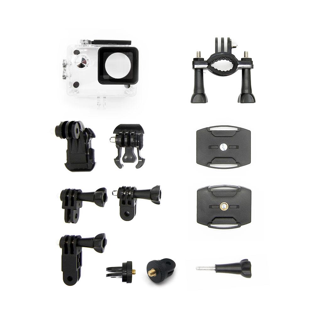 GoXtreme Black Hawk+ Accessories