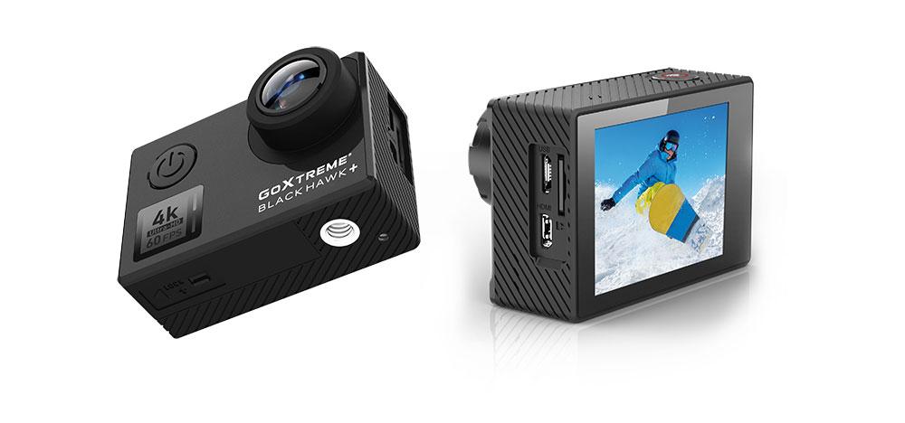 GoXtreme Black Hawk+ Display