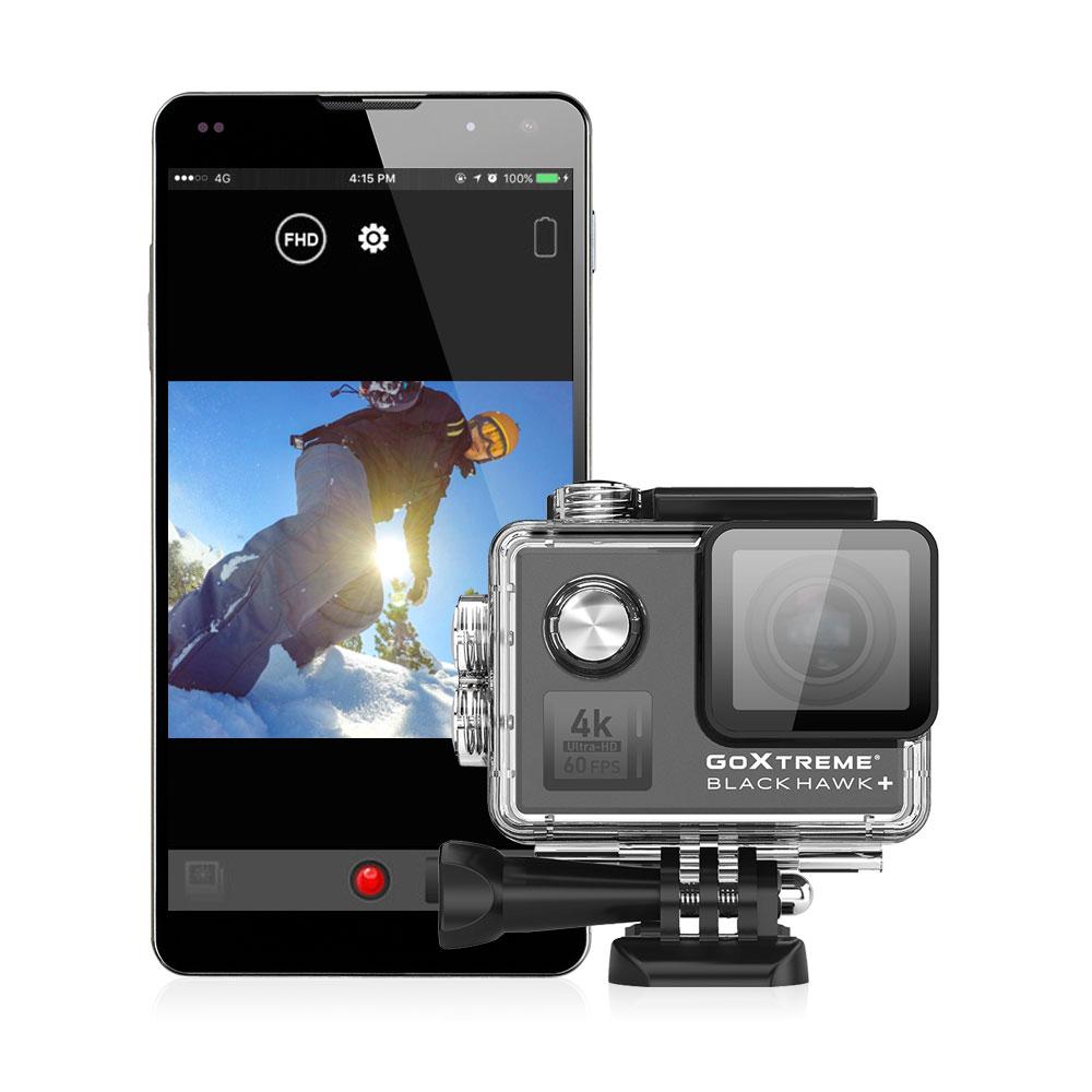 GoXtreme Black Hawk+ App