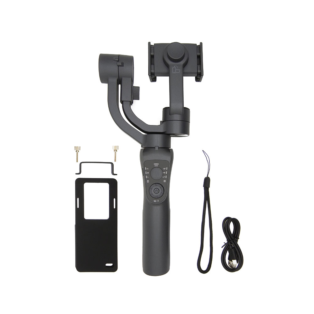GoXtreme Dual Gimbal GX1 Included Accessories