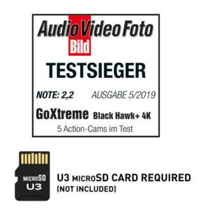 U3 card required