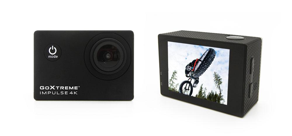 GoXtreme Impulse 4K Touchscreen