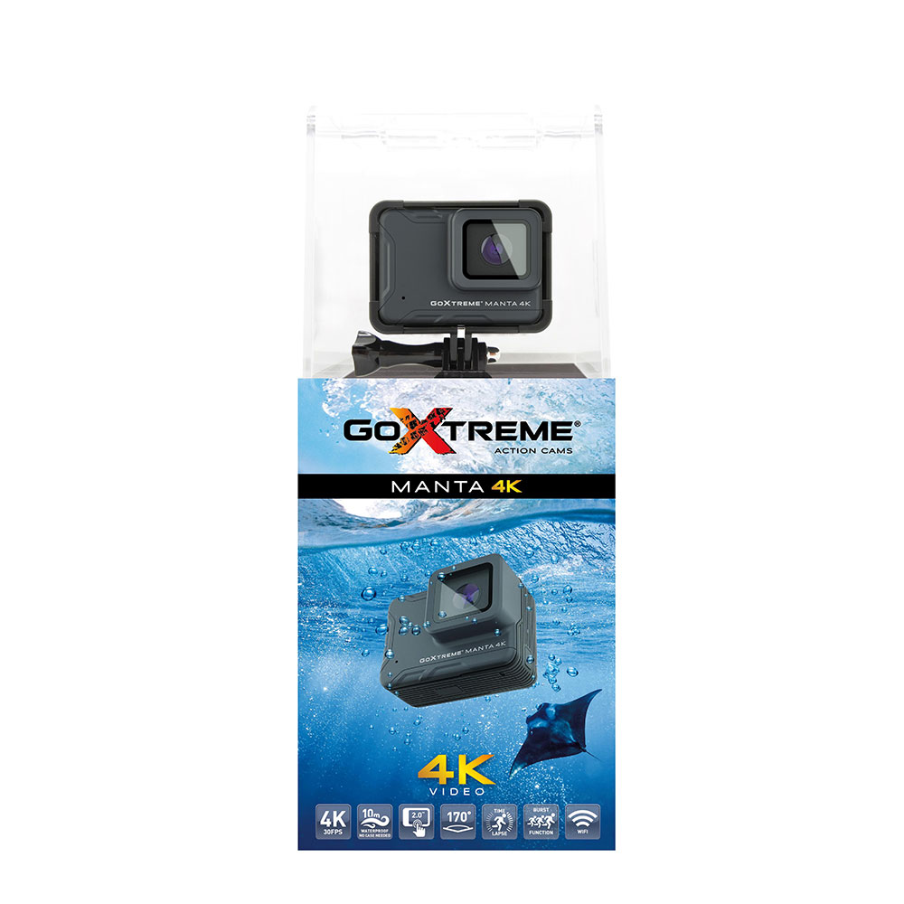 GoXtreme Manta 4K
